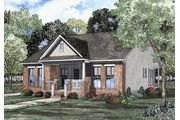 The Rachelle - Cottage - Baileys Glen Active Adult: Cornelius, NC - Bailey's Glen LLC