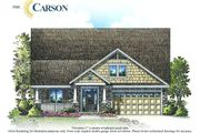 The Carson - Premier - Baileys Glen Active Adult: Cornelius, NC - Bailey's Glen LLC