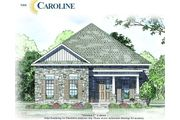 The Caroline - Village - Baileys Glen Active Adult: Cornelius, NC - Bailey's Glen LLC