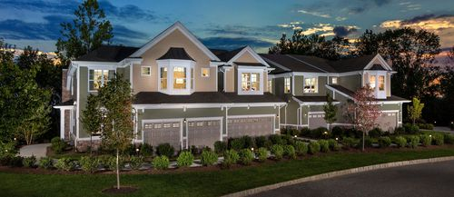 The Meadows at Panther Valley by Baker Residential in Morris County New Jersey