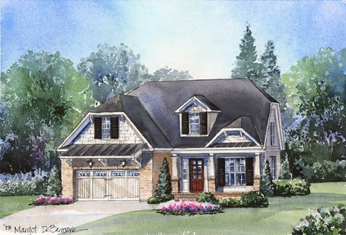 Yorkchester Place by Baker Residential in Raleigh-Durham-Chapel Hill North Carolina