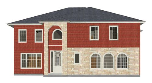 Shadow Ridge Estates by Baybridge Construction in Dallas Texas
