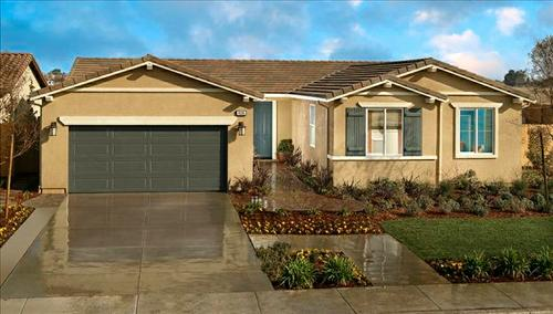 Valencia at Orchards by Beazer Homes in Bakersfield California