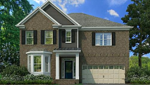 house for sale in Crossland at the Canal by Beazer Homes