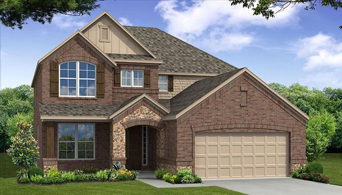 Aberdeen - Frisco Hills: Little Elm, TX - Beazer Homes