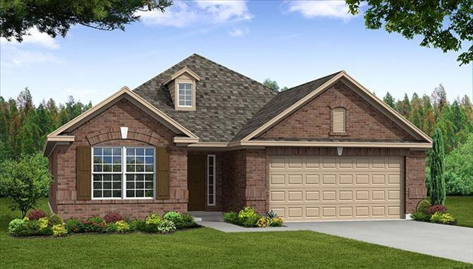 Baxter - Rolling Meadows: Fort Worth, TX - Beazer Homes