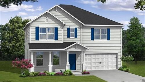 house for sale in Hunt Club by Beazer Homes