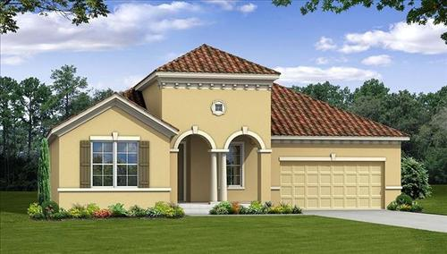 Windermere Trails by Beazer Homes in Orlando Florida