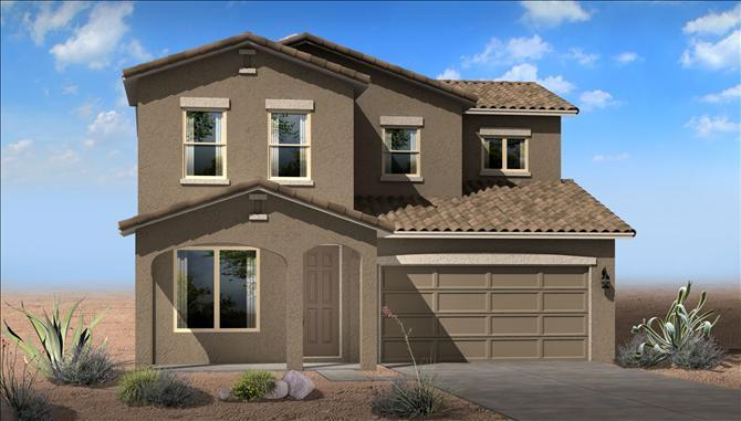 Sienna Vista by Beazer Homes