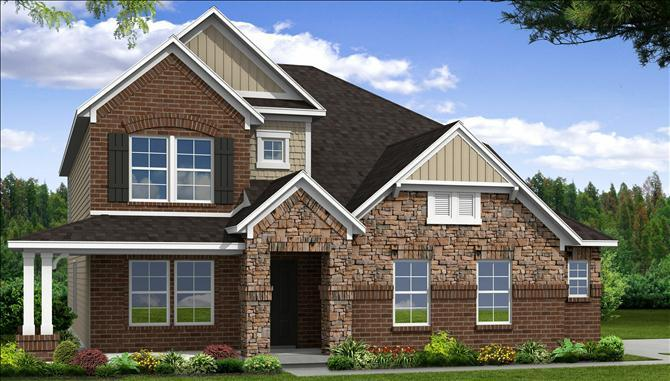 Adelaide - Willow Vale: Spring Hill, TN - Beazer Homes