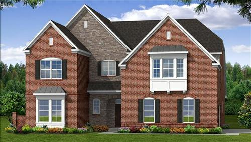 Owl Creek by Beazer Homes in Nashville Tennessee