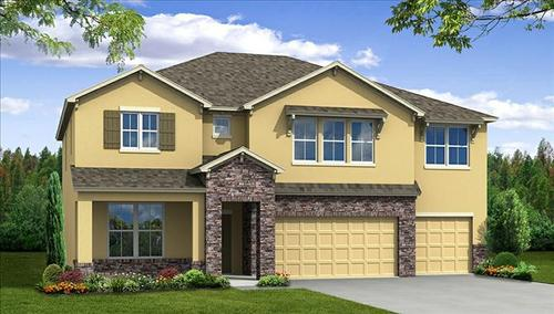 Tapestry by Beazer Homes in Orlando Florida