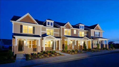 RiverWood by Beazer Homes in Nashville Tennessee