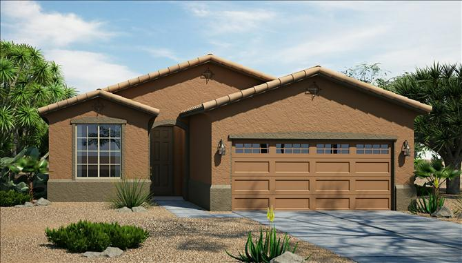 Silverado - Silva Mountain: Phoenix, AZ - Beazer Homes