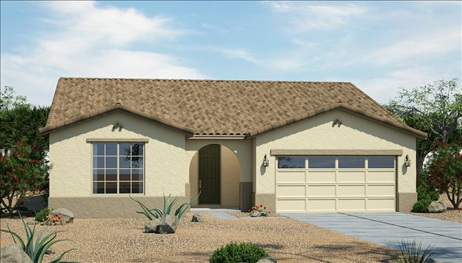 Copley - Silva Mountain: Phoenix, AZ - Beazer Homes