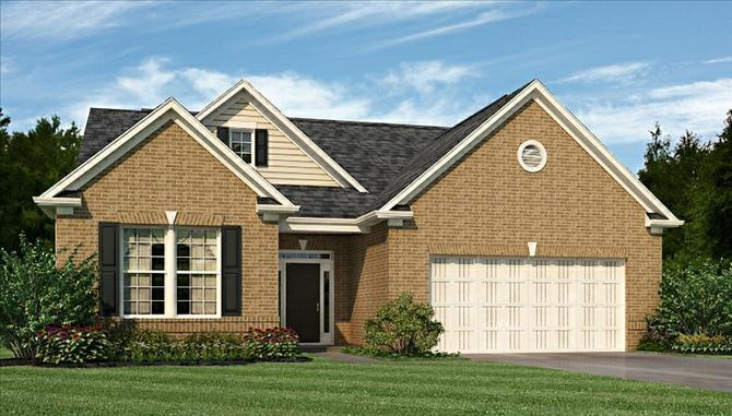 Camden - The Ridge At Prairie Crossing: Noblesville, IN - Beazer Homes