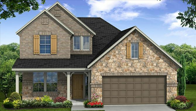 Sedona II - Mar Bella: League City, TX - Beazer Homes