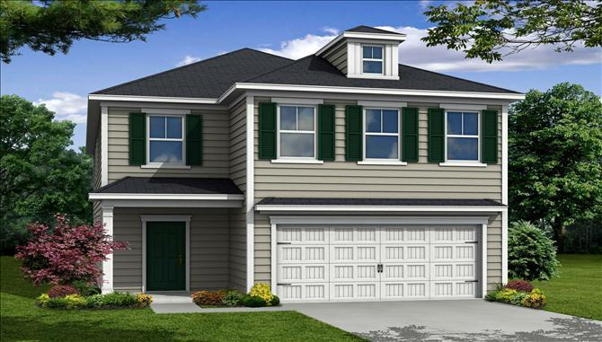 Cypress Manor at Spring Grove by Beazer Homes