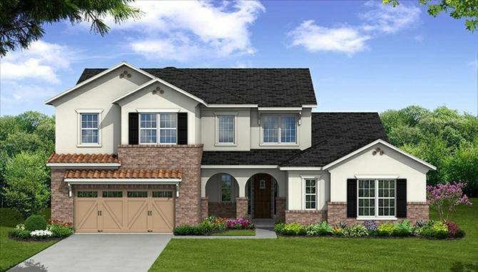 Mattingly - The Park At Arbordale: Cypress, TX - Beazer Homes