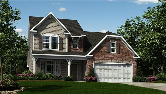 Seabrook - Providence Landing: Mount Juliet, TN - Beazer Homes