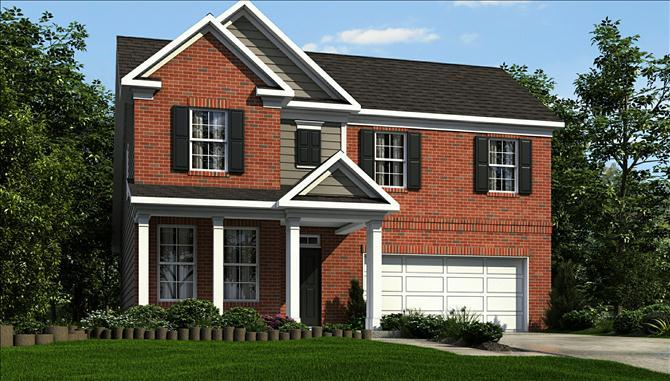 Avery - Villages of Riverwood: Hermitage, TN - Beazer Homes