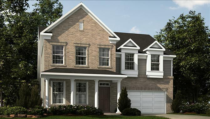 Oxford - Providence Landing: Mount Juliet, TN - Beazer Homes