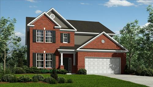 Providence Landing by Beazer Homes in Nashville Tennessee