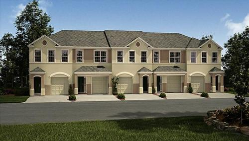 The Village at Park Place by Beazer Homes in Tampa-St. Petersburg Florida