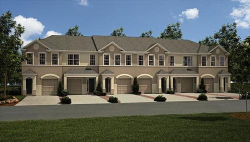 house for sale in The Village at Park Place by Beazer Homes