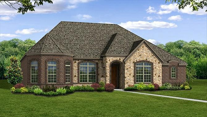 Degrey - Stoney Creek: Sunnyvale, TX - Beazer Homes
