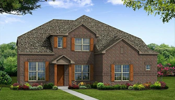 Madison - Stoney Creek: Sunnyvale, TX - Beazer Homes