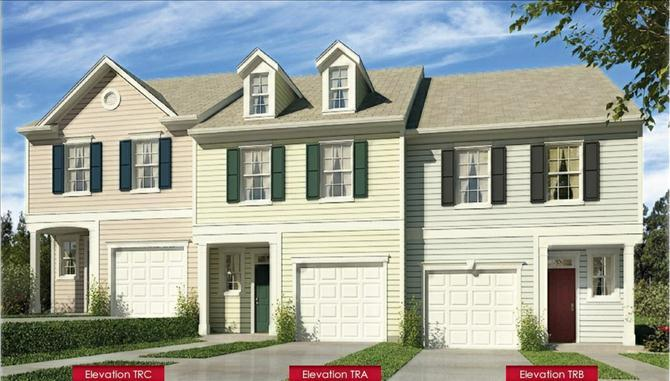 Frostburg - Greenfield Townhomes: Hagerstown, MD - Beazer Homes
