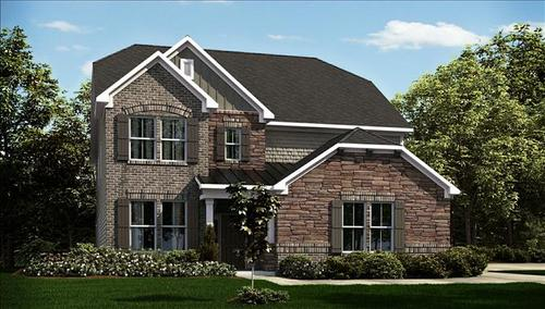 Willow Vale by Beazer Homes in Nashville Tennessee