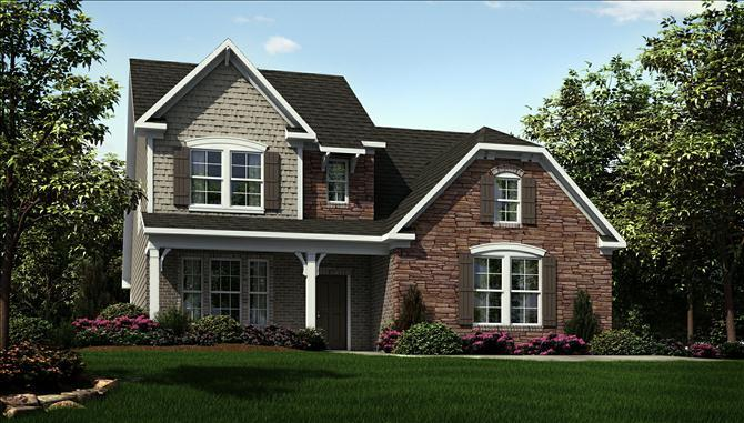 Seabrook - Willow Vale: Spring Hill, TN - Beazer Homes