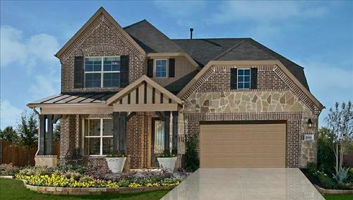 house for sale in Creekside at Craig Ranch by Beazer Homes