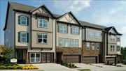 homes in Colonial Forge 24ft. Townhomes by Beazer Homes