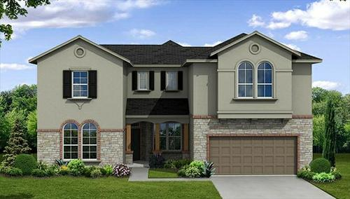 Mar Bella by Beazer Homes in Houston Texas