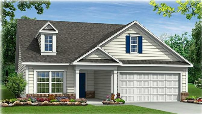 Summerton - Lafayette Park: Little River, SC - Beazer Homes