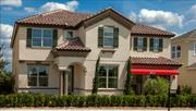 homes in Orchard Hills by Beazer Homes