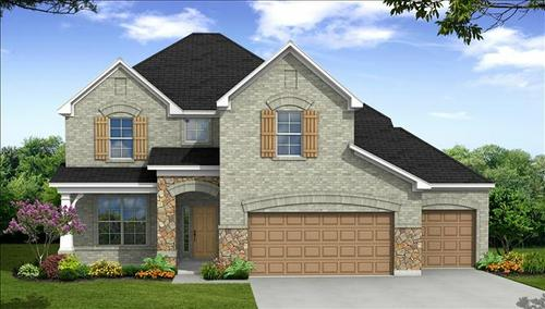 Bonbrook Plantation by Beazer Homes in Houston Texas