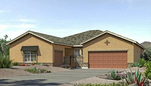 house for sale in Rancho Bella by Beazer Homes