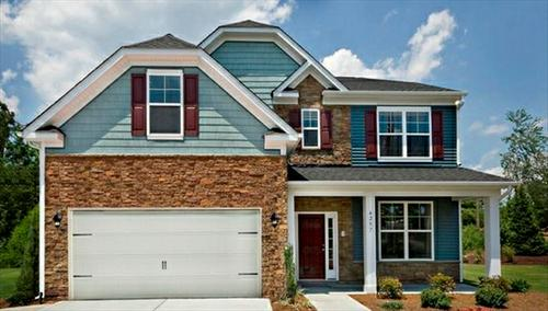 Massey Preserve by Beazer Homes in Raleigh-Durham-Chapel Hill North Carolina