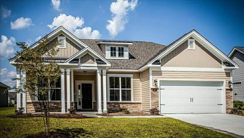 Spring Mill Plantation by Beazer Homes in Greenville North Carolina
