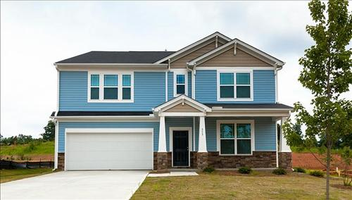 Reserve at Carthage Colonies by Beazer Homes in Raleigh-Durham-Chapel Hill North Carolina