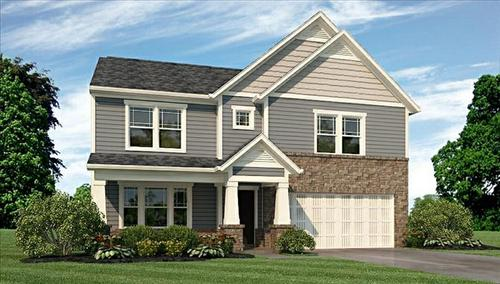 Eagles Nest by Beazer Homes in Indianapolis Indiana