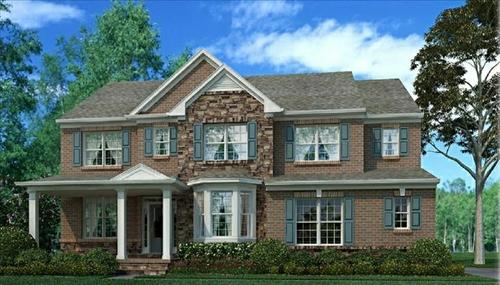 Springs at Lenah by Beazer Homes in Washington District of Columbia