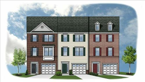 Preserve at Windlass Run by Beazer Homes in Baltimore Maryland