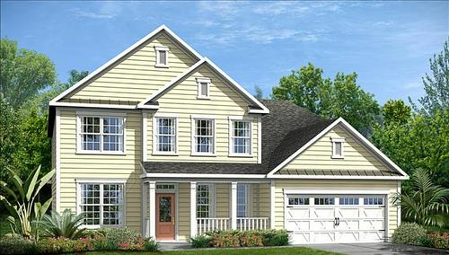 Balmoral At Market Common District by Beazer Homes in Myrtle Beach South Carolina