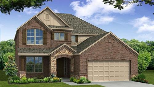 Frisco Hills by Beazer Homes in Dallas Texas