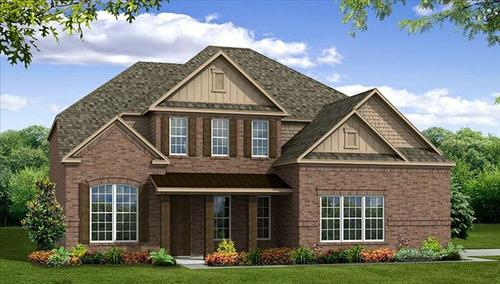 Wildwood Estates by Beazer Homes in Dallas Texas